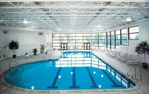 Cranwell's 60-ft. Indoor Pool